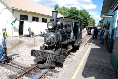 The Wiscasset, Waterville and Farmington Railway in the United States