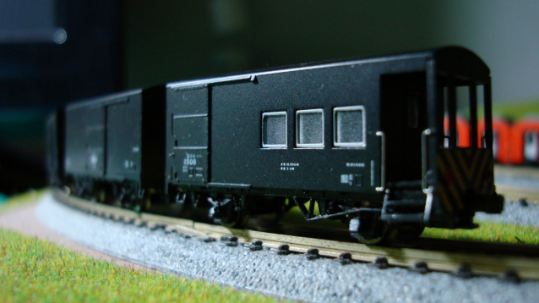 Track, Model Railways