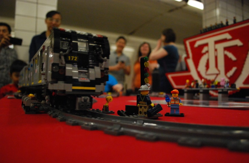 All About LEGO Model Train Sets